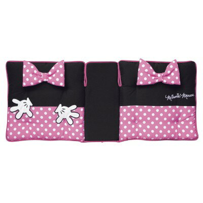 -Cushion (triple / pink) ★ ラブリーミニー ★ ★ car accessories ★