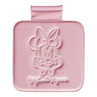 -Hip type / pink cushion ★ ミニープレス velour ★ ★ car supplies ★ [649626]