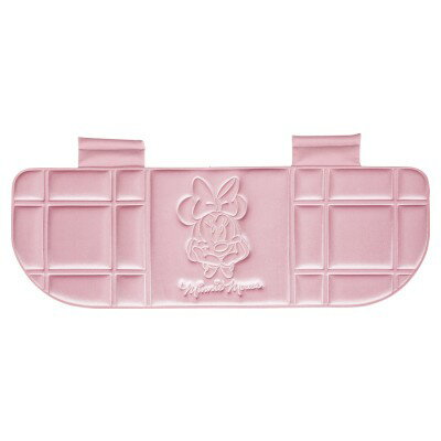 -Cushion (triple / pink) ★ ミニープレス velour ★ ★ car supplies ★ [649725]