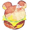 【送料無料】ディズニーミッキー ダイカットビーチタオル(ファンバーガー)★サマーアイテム★ [639858]