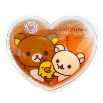 -Heart-cooling accessories ★ I Love rilakkuma ★ ★ winter item ★