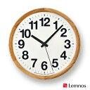 RoomClip商品情報 - Lemnos ClockA レムノス クロックエー YK14-05 掛け時計/かけ時計
