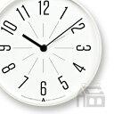 【OFFクーポンあり】【ポイント最大16倍!】Lemnos JIJI レムノス ジジ 掛け時計/かけ時計