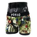 ショッピング記念 TORIO/トリオ ボクサーパンツ パンツ メンズ 下着 前開き 快楽の園 総柄 オシャレ かわいい プチギフト 誕生日プレゼント ツルツル 彼氏 父 旦那 ギフト 送料無料 記念日 111910