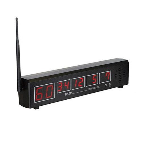 最安値挑戦ELPAワイヤレスチャイム高品質ワイヤレスコール受信器EWJ-T01代引不可
