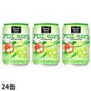 コカ・コーラ ミニッツメイド アロエ&白ぶどう 280ml×24缶 缶ジュース 飲料 ソフトドリンク 果実ジュース