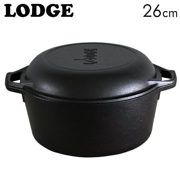 LODGE(ロッジ) ダブルダッチオーブン L8DD3