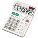 【取寄品】シャープ 電卓 10桁 EL-N431X