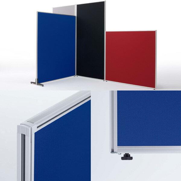 生興 ローパーティション Belfix(ベルフィクス) LPEシリーズ H1860×W900 布張りパネル LPE-1809【】 30mm厚のスリムなパネルデザイン、簡単なレイアウト設定と工具不要の簡単連結、さらにお求めやすい価格を実現しました。