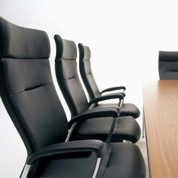 生興 エグゼクティブ用チェアー SMIシリーズ ハイバック 布張り SMI-H8【】 オフィス家具からオシャレ家具まで!高級感のあるエグゼクティブ用チェアー