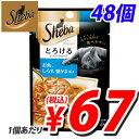 シーバ アミューズ ふっくらしらすと蟹かま添え 魚介の彩りスープ 40g×48個(1ケース)