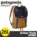 Patagonia パタゴニア 47956 アーバーパック 26L ARBOR PACK オークスブラウン