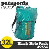 Patagonia �ѥ����˥� 49331 �֥�å��ۡ���ѥå� 32L Black Hole Pack �ϥ������������