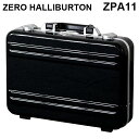 ショッピングBURTON ゼロハリバートン ZERO HALLIBURTON クラシック ポリカーボネート アタッシュケース フレームタイプ スモール ブラック B4対応 80634 ZPA11-BK『送料無料(一部地域除く)』