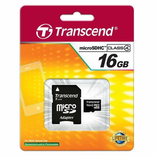 トランセンド microSDHCカード 16G...の紹介画像2