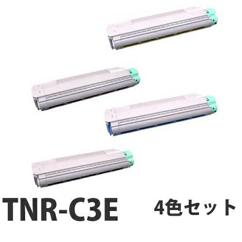 OKI TNR-C3E リサイクル トナーカートリッジ 4色セット 【毎日全品ポイント5倍】TNR-C3Eシリーズ リサイクル品 沖データ トナー プリンタ インク パソコン プリンタ用トナーカートリッジ OKI 沖 対応 プリンタ「C」シリーズ