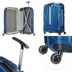 サムソナイトコスモライトスーツケース75cmダークブルーSamsoniteCosmoliteSpinnerV22-10494L【2013年NEWモデル】