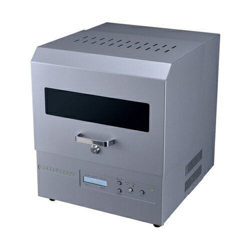 ライオン事務器 据置型充電収納庫 SWITCH BACK 蓋付きタイプ SB100 タブレット充電 保管 収納 【代引不可】