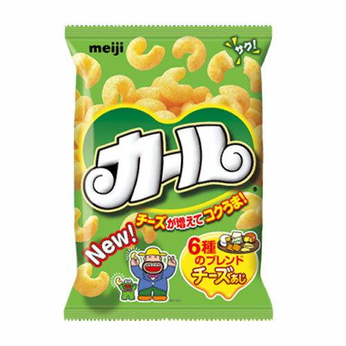 明治製菓 カール チーズ味 64g【お1人様2袋まで】