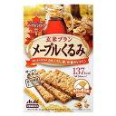 食品 - アサヒフード バランスアップ 玄米ブラン メープルくるみ 150g