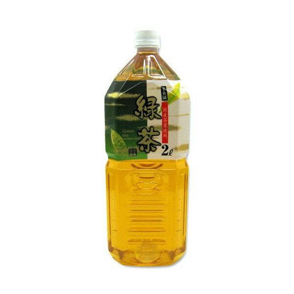 幸香園 緑茶2リットル 1本