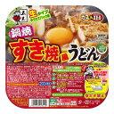 ショッピングIH対応 五木食品 鍋焼すき焼風うどん 235g