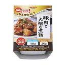 宝幸 楽チン!カップ ごはんと食べよう 豚肉と大根の煮物 120g