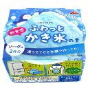 井村屋 新食感ふわっとかき氷の素 ソーダ味 175g