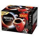 ネスレ ネスカフェ エクセラ スティックコーヒー ブラック 100本入 コーヒー 無糖 粉 インスタント おうちカフェ