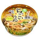 五木食品 ちっこいうどん 松茸風味 110g