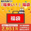 【エントリーでPt5倍】【送料無料】来年の福来い福袋 201...