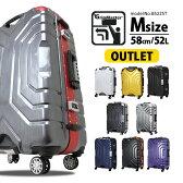 【7/27(水)9:59まで全品ポイント5倍】【訳ありアウトレット】スーツケース 58cmグリップマスター搭載siffler シフレ ESCAPE'S B5225T