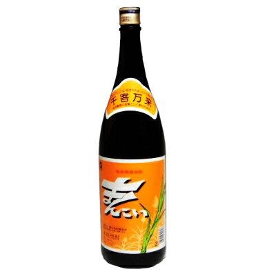 焼酎黒糖酒贈答用黒糖焼酎まんこい30度瓶1800ml