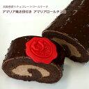 チョコレート スイーツ 贈り物 ギフト チョコロールケーキ カカオニブ スーパーフード入り アマリアロールチョコ1本