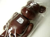 ベアブリック フィギュア メディコムトイ通販 ベアブリック 12 ベーシック チョコレート B