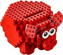 LEGO 豚の貯金箱