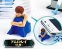 ZAK ガンダム デスクトップミニフィギュア スマホたて もう乗らないアムロ