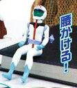 ZAK ガンダム デスクトップミニフィギュア 腰かける アムロ