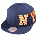 SNAP BACK CAP/スナップバックキャップ (NY:...