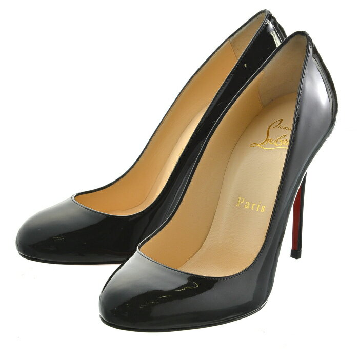 【FINAL SALE】【送料無料】クリスチャンルブタン CHRISTIAN LOUBOUTIN  FIFI パンプス 1100711 0002 BK01 【お値段見直しました】クリスチャンルブタン FIFI パンプス BLACK[プレゼント][ギフト][大人気][2016年]