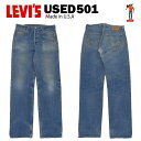 [┴ў╬┴╠╡╬┴] USED Levis 501 еьеоехещб╝ W35б▀L38 (╝┬└гW82cmб▀L87cm) MADE IN USA [еъб╝е╨еде╣ 00501] б┌двд╣│┌┬╨▒■б█б┌│┌еое╒_╩ё┴їб█б┌двд╣│┌_┼┌═╦▒─╢╚б█б┌│д│░─╛═в╞■USED╔╩б█