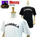 エクストララージ メッシー S/S Tシャツ (X-LARGE MESSY S/S TEE メンズ 男性用 ティーシャツ 半袖) 【あす楽対応】【楽ギフ_包装】【あす楽_土曜営業】