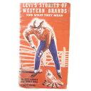 VINTAGE LEVI'S Brand Leaflet 1950S ヴィンテージ リーバイス 焼き印 豆知識本 【あす楽対応_東北】【あす楽対応_甲信越】【あす楽対応_北陸】【あす楽対応_関東】【あす楽対応_東海】【あす楽対応_近畿】