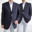 ブレザー ジャケット メンズ 紳士 紺ブレザー 3000 春夏 スーツ・シングルジャケット Super100's 2B シングルA・AB・BE・Eクールビズにも3300-1