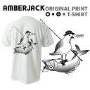 アンバージャック オリジナルプリント TシャツE柄 : seabird 海鳥 《 全4色 》【あす楽対応】