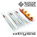 アビス 180g グロー【 abyss 】 ウェーブ 全4色シーフロアコントロール 《 SEAFLOOR CONTROL 》シーフロア コントロール SFC sea floor control スロージギング メタルジグ レギュラー カラー