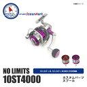 スタジオオーシャンマーク《 STUDIO Ocean Mark 》NO LIMITS 10ST4000カスタム スプールダイワ 15ソルティガ対応【あす楽】