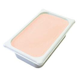 【お好みの二種類の味を選べます!】青森産白桃ジェラート[シャーベット(氷菓)] 2L×2