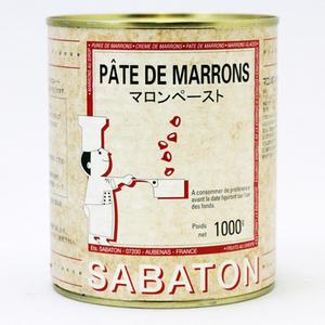 サバトン マロンペースト 1kgの商品画像