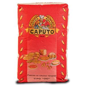 【本場のナポリピッツァを焼くならこれ!00粉 ゼロゼロ粉】カプート社製 サッコロッソ(ピザ用強力粉) 25Kg